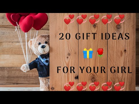 Valentine's Day Gift Ideas   For Her   For Girlfriend