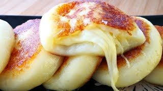 The secret recipe of potatoes is fresh, soft and sweet and still brushed.