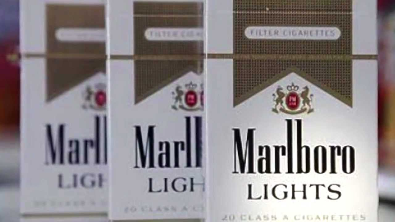 Are Light Cigarettes A Healthier Option For Smokers Youtube