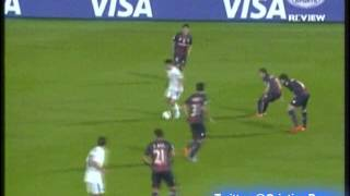 San Lorenzo 2 Auckland City 1 (Relato Mariano Closs) Mundial de Clubes 2014 Los goles