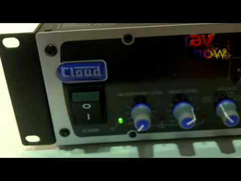 ISE 2012: Cloud Electronics Intros MA60 Mixer Amplifier