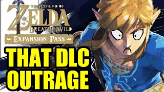 About that DLC RAGE - The Legend of Zelda: Breath of the Wild