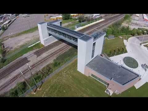 City of Troy Intermodal Transit Center - Amtrak / Taxi / Smart Station