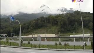 видео Есть ли снег в Красной Поляне? Трассы Горной карусели сегодня!