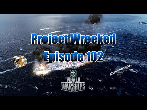 Project Wrecked: Episode 102