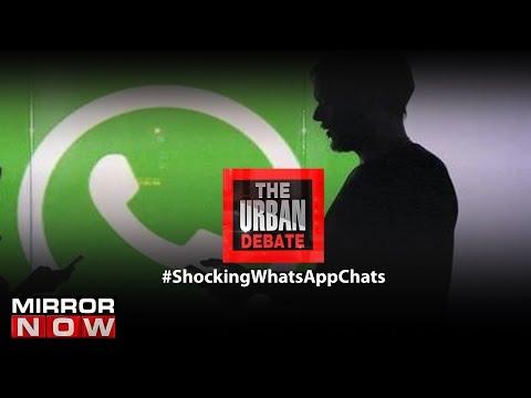 SHOCKING Whatsapp Chats Of School Teens About Gangrape, Homophobia & Violence | The Urban Debate