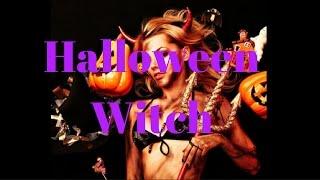 iStripper Halloween Witch