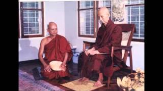 "Dhamma Talk on ""Solitude"" (in English)"