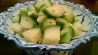 Polish Cucumbers In Sour Cream - Quickrecipes - Easy Recipes - How To