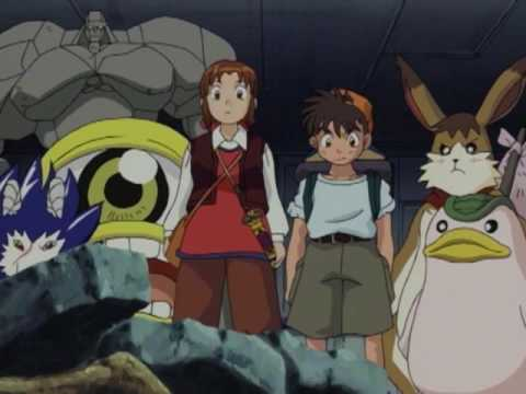 Monster Rancher Ep#42-The Warriors From Outer Space