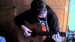 Lyle Dear - The Beatles - Blackbird Guitar Cover