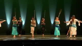 SAIDI DANCE Caroline Châtel et la Cie Glam'Orient