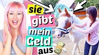 BFF gibt all mein GELD aus 💰😡 für ihr Pferd | ViktoriaSarina