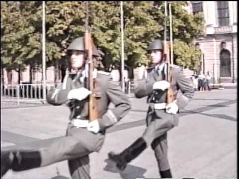 NVA changing of the guard, East Berlin
