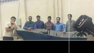 boat building documentary(Chabahar Maritime University)