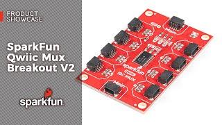 TCA9548A I2C IIC Multiplexer Breakout Board 8 Kanal Erweiterungspla QW