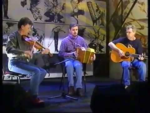 Irish traditional music : Gerry Harrington, Eoghan O'Sullivan, Paul de Grae play 2 barndances