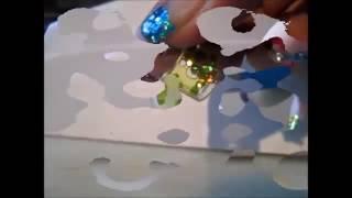 Ongles Aquarium / Aquarium Nails / Water Nails