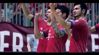 FIFA 19 | FC Bayern München vs Liverpool FC - UEFA Champions League 1/8 Final GAMEPLAY