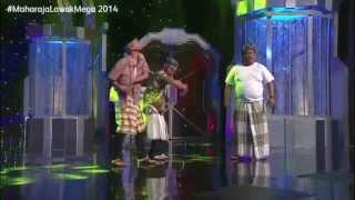Sorotan Maharaja Lawak Mega 2014 - Minggu 6