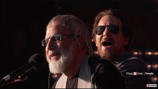 Yusuf/Cat Stevens & Eddie Vedder - Father and Son Live - Global Citizen Festival 2016