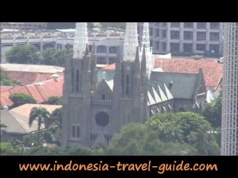 JAKARTA Travel Guide - Indonesia Travel Guide -  Jakarta Cathedral