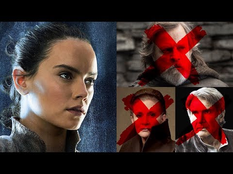 Why Rey is NOT a Skywalker or Solo