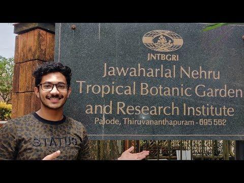 Jawaharlal Nehru Tropical Botanic Garden and Research Institute (KSCSTE - JNTBGRI),Palode,Trivandrum