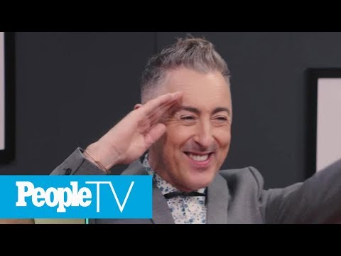 Alan Cumming On The Mistake That Made The Credits For His  'High Life'  PeopleTV