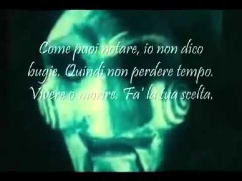 Saw L Enigmista Colonna Sonora E Le Frasi Celebri Flv