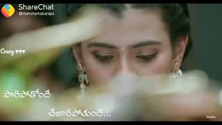 Gunde Chappudu Aagi Pothaande Song