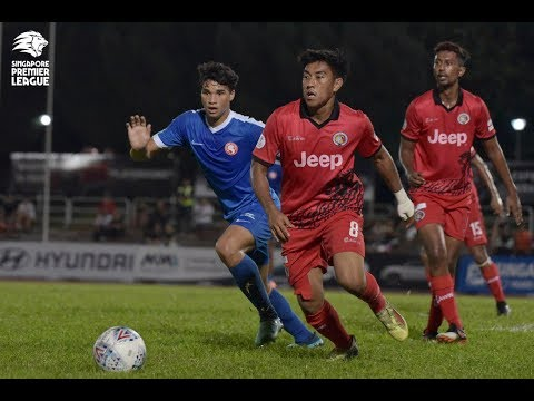 2018 Singapore Premier League: Balestier Khalsa 3-1 Young Lions