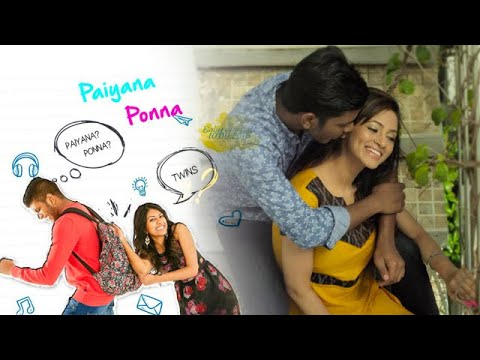 Paiyana Ponna  - Johan Anthony featuring. Ratheja & Shilpi Sharma [Official Music Video] 4K