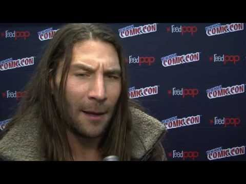 Black Sails Season 2 Zach McGowan Interview