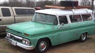 1966 GMC Suburban Carryall