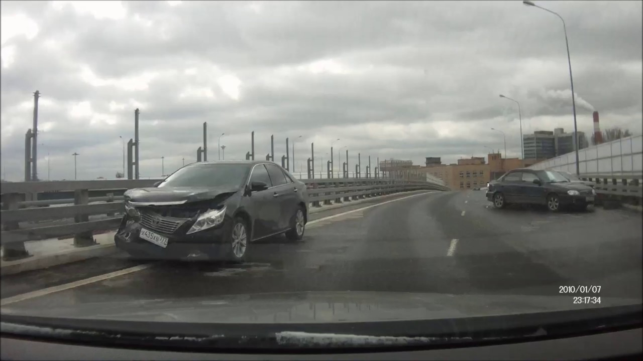 ДТП шоссе Энтузиастов