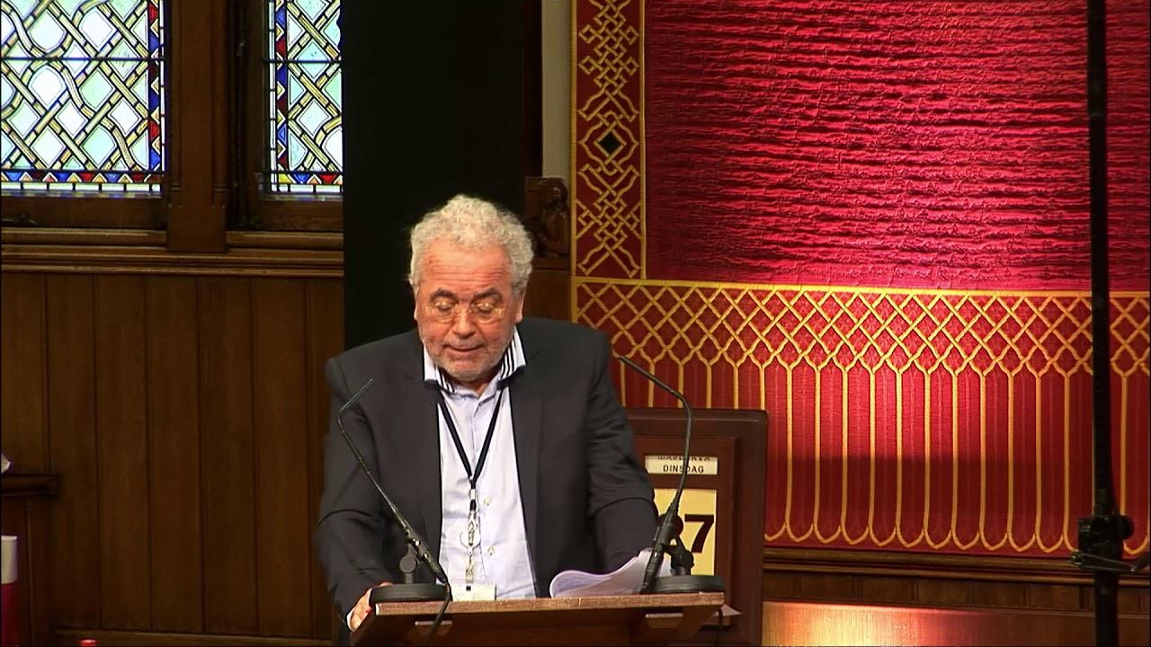 Cumplido enfermo Tractor  Bijdrage PvdD-senator Niko Koffeman Algemene Politieke Beschouwingen 27  oktober 2020 - YouTube