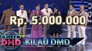 SANG PEMENANG! Fauzi Dari Jambi Membuktikan Dia Pantas Menjadi Juara - Kilau DMD (12/4)