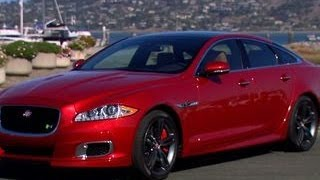 Car Tech - 2014 Jaguar XJR