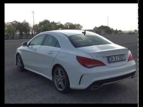 mercedes benz cla 180 cdi 7g dct test 0 120 km h 100 0 km h youtube. Black Bedroom Furniture Sets. Home Design Ideas
