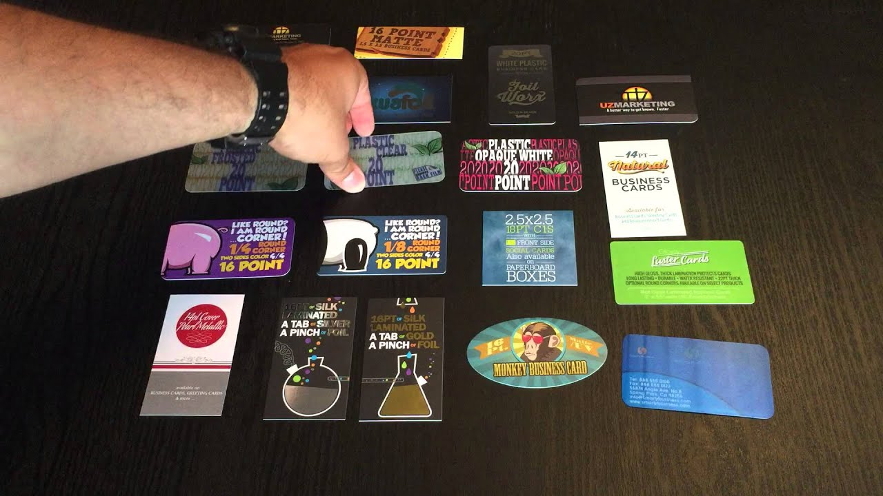 creative unique custom business cards speciality printing in