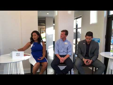 Interview Marc Tiegel Congressional Candidate & Gregory Pizarro