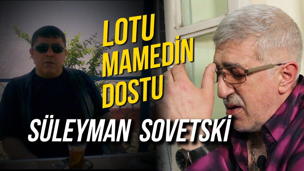 Avtoxuliqan 9 barmaq Süleyman - Sovetski məhəlləsi - Qanuni Oğrular