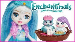 Enchantimals Ohana Owl Night Owls Sleepover Doll Review