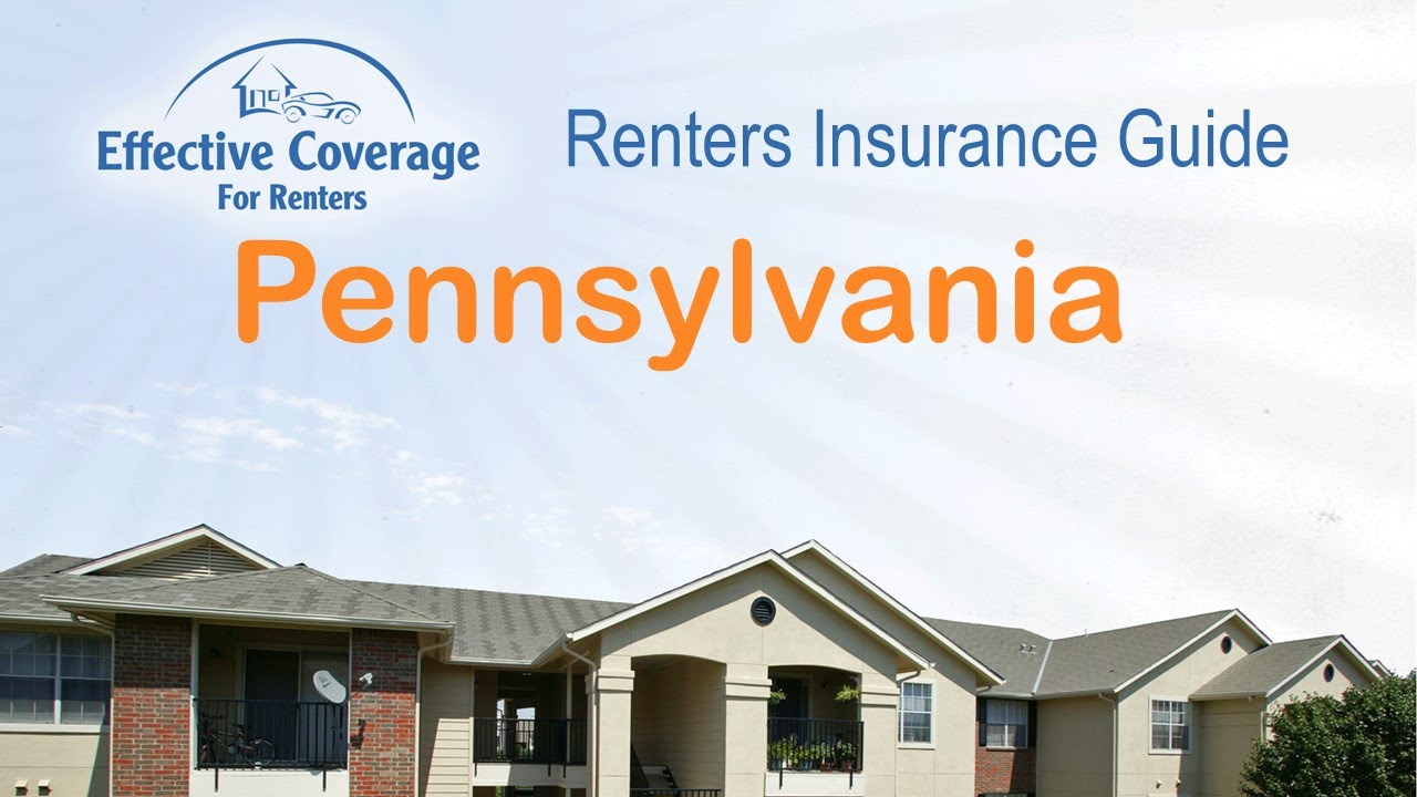 Pennsylvania Renters Insurance Guide - YouTube