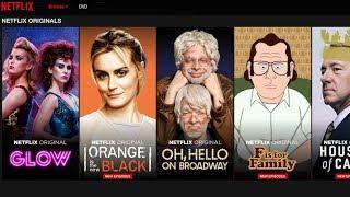 Netflix is an emerging juggernaut