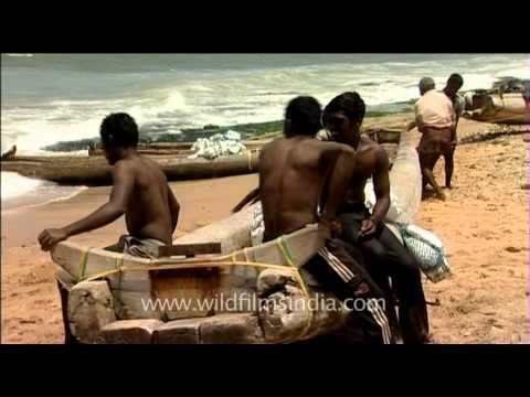 Fishermen of Madras