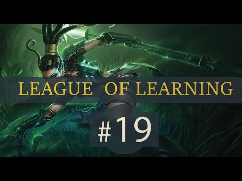 League Of Legends Learning ITA # 19   Nidalee Jungle