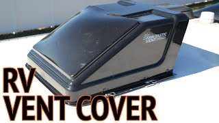 Fan-Tastic Fan Vent Cover Installation