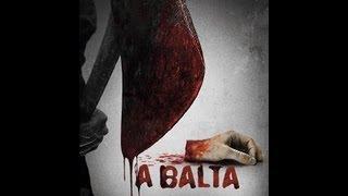 A balta (Hatchet)-Teljes film